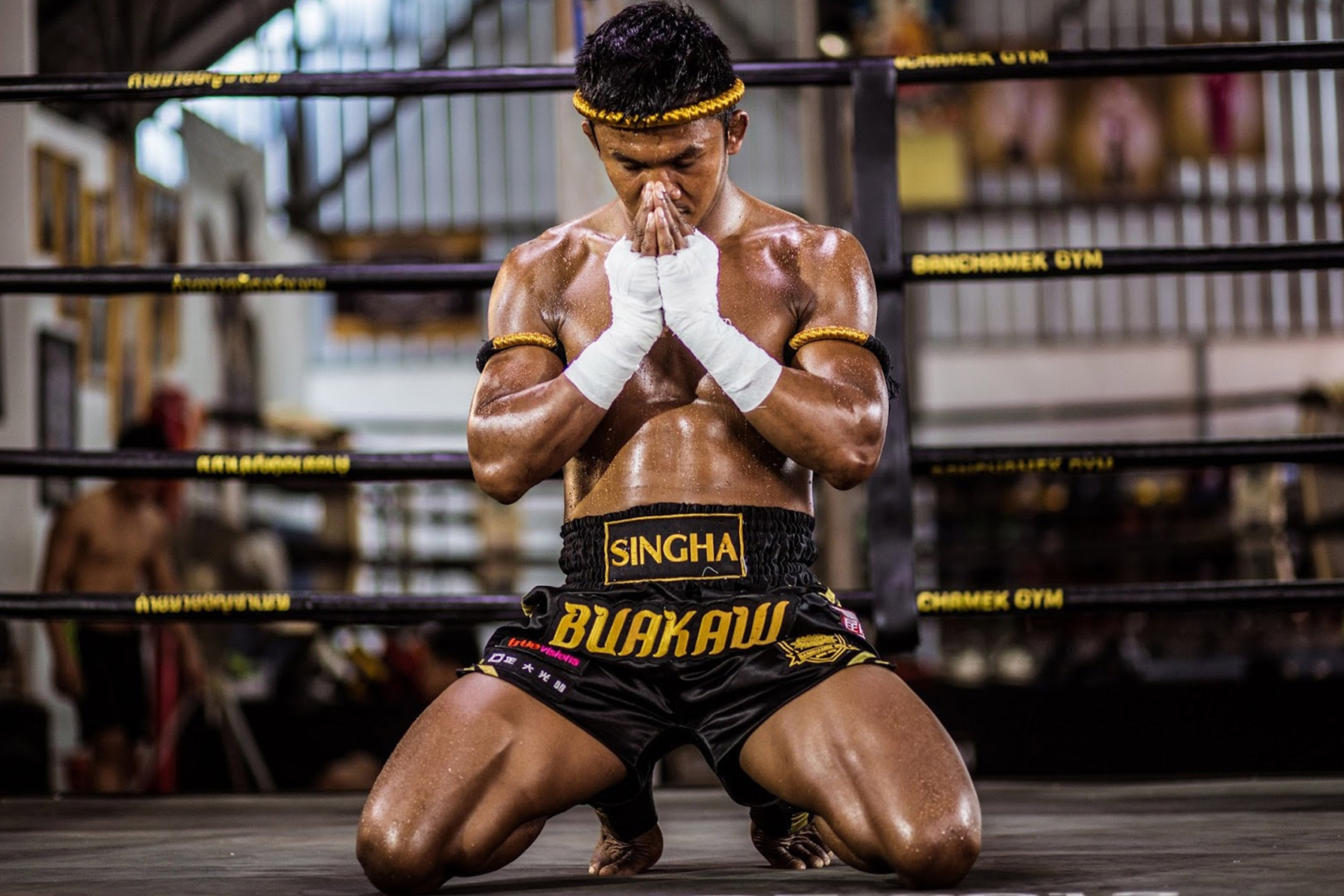 Understanding the Traditional Pre Fight Ritual: Wai Khru Rum Muay