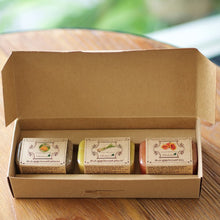 Load image into Gallery viewer, Cheetawan Natural & Herb Soap Box 50g. Set 6 pcs.