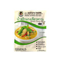 MaePraNom Brand, Original Authentic Thai Green Curry Paste Curries & Soups (1.76 oz)