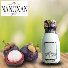 Load image into Gallery viewer, NANOXAN 100% Concentrated Mangosteen Extrac Juice 60 ml. (12 pcs.)