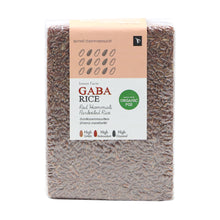 Load image into Gallery viewer, Organic GABA Red Hommali Parboiled Rice 1 kg