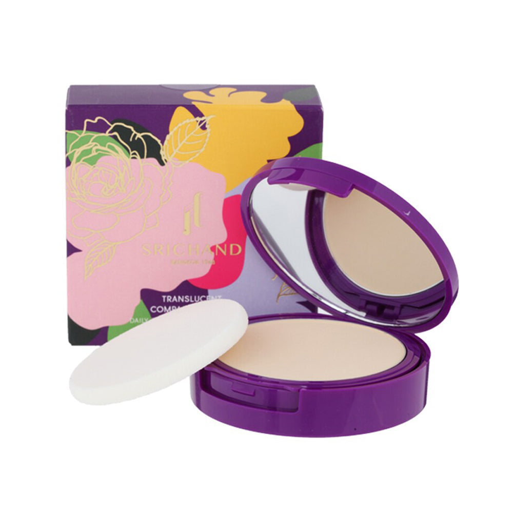 Srichand Translucent Compact Powder 9g.