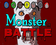 Load image into Gallery viewer, Monster Battle