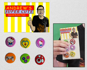 Andrew's Button Pack