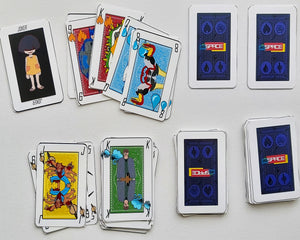 theSpace Playing Cards