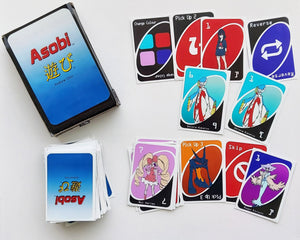 Asobi Card Game