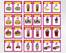 Load image into Gallery viewer, Mcdonalds Card Game