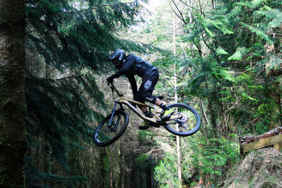 Best MTB trails UK