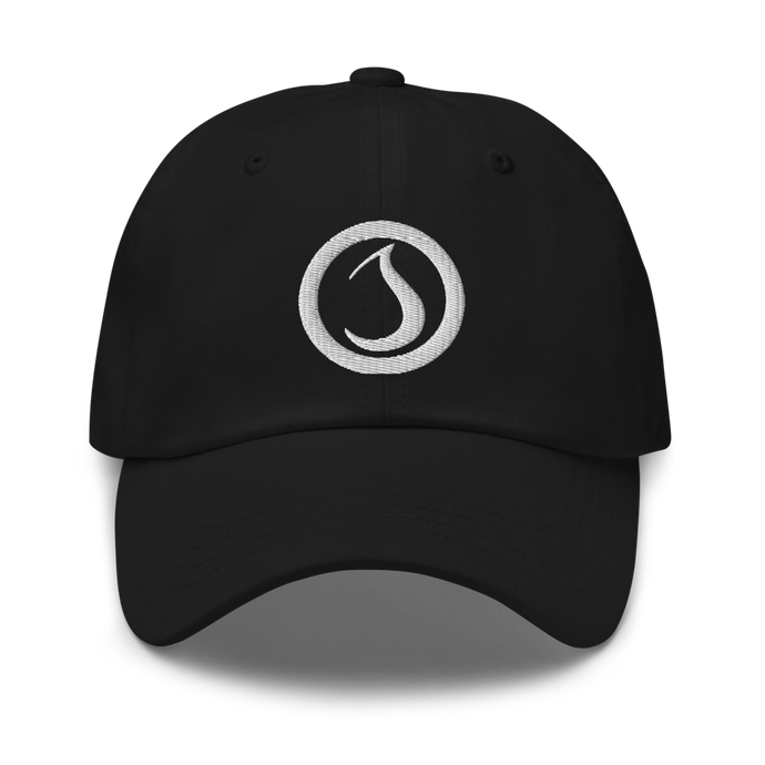 Thirst Project White Icon Baseball Cap