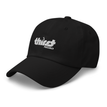 Load image into Gallery viewer, Thirst Project White Logo Baseball Cap