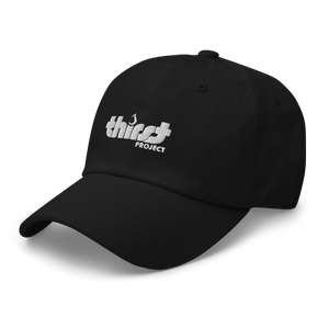 Thirst Project White Logo Baseball Cap