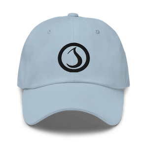 Thirst Project Black Icon Baseball Cap