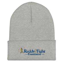 Load image into Gallery viewer, Reddy2Fight Foundation Cuffed Beanie
