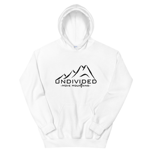 Undivided White or Blue Unisex Hoodie