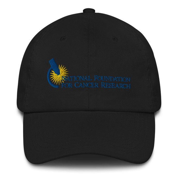 National Foundation for Cancer Research Baseball Hat