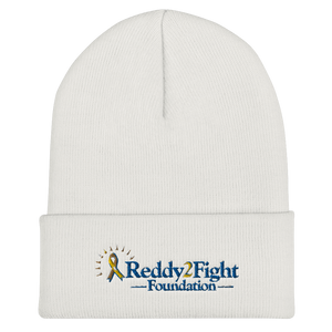 Reddy2Fight Foundation Cuffed Beanie