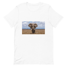 Load image into Gallery viewer, Space for Giants Elephant Short-Sleeve Unisex T-Shirt