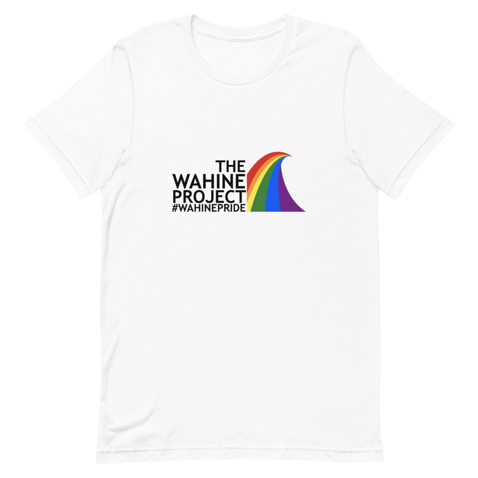 The Wahine Project Short-Sleeve Unisex T-Shirt