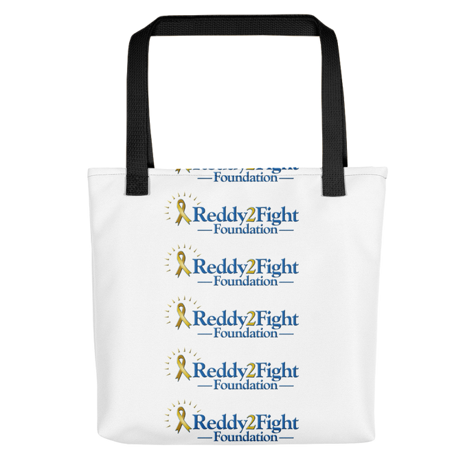 Reddy2Fight Foundation Tote Bag