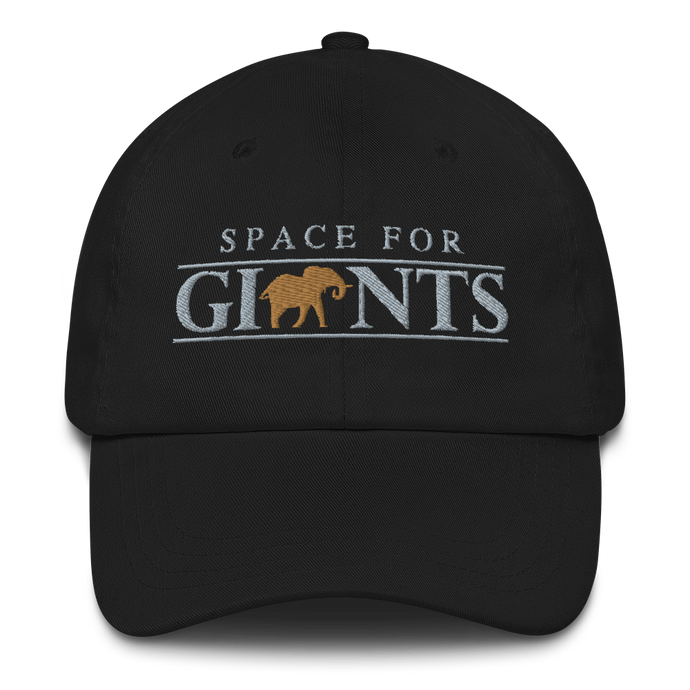Space for Giants Baseball Hat