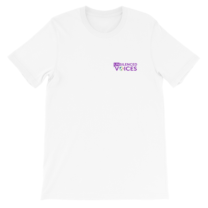 Unsilenced Voices Short-Sleeve Unisex T-Shirt