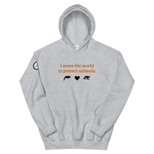 Load image into Gallery viewer, World Animal Protection Unisex Hoodie