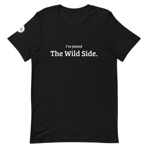 "World Animal Protection ""The Wild Side"" Short-Sleeve Unisex T-Shirt"