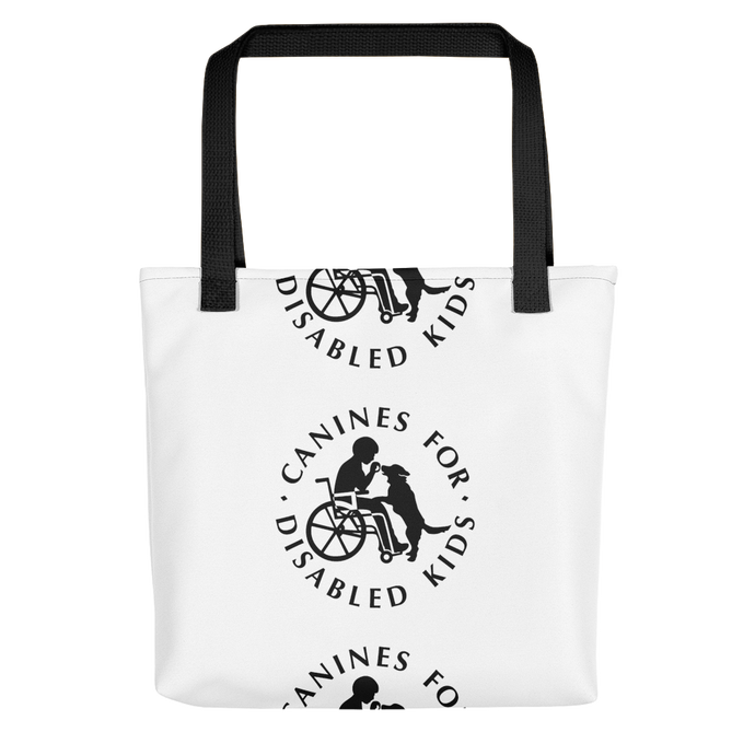 Canines for Disabled Kids Tote Bag