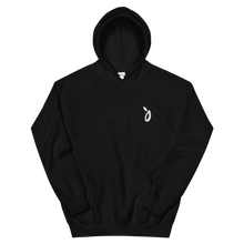 Load image into Gallery viewer, FinMango Unisex Black Hoodie