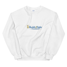 Load image into Gallery viewer, Reddy2Fight Foundation Unisex Sweatshirt