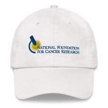 Load image into Gallery viewer, National Foundation for Cancer Research Baseball Hat