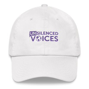 Unsilenced Voices Baseball Hat