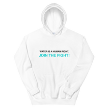 Load image into Gallery viewer, Thirst Project Join the Fight Unisex Hoodie