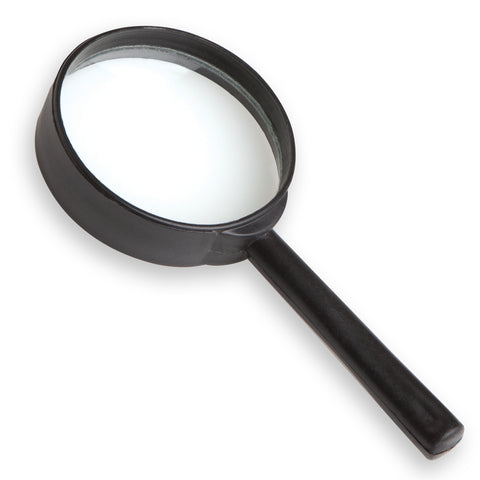 "2"" Round Magnifier - 6x magnification"