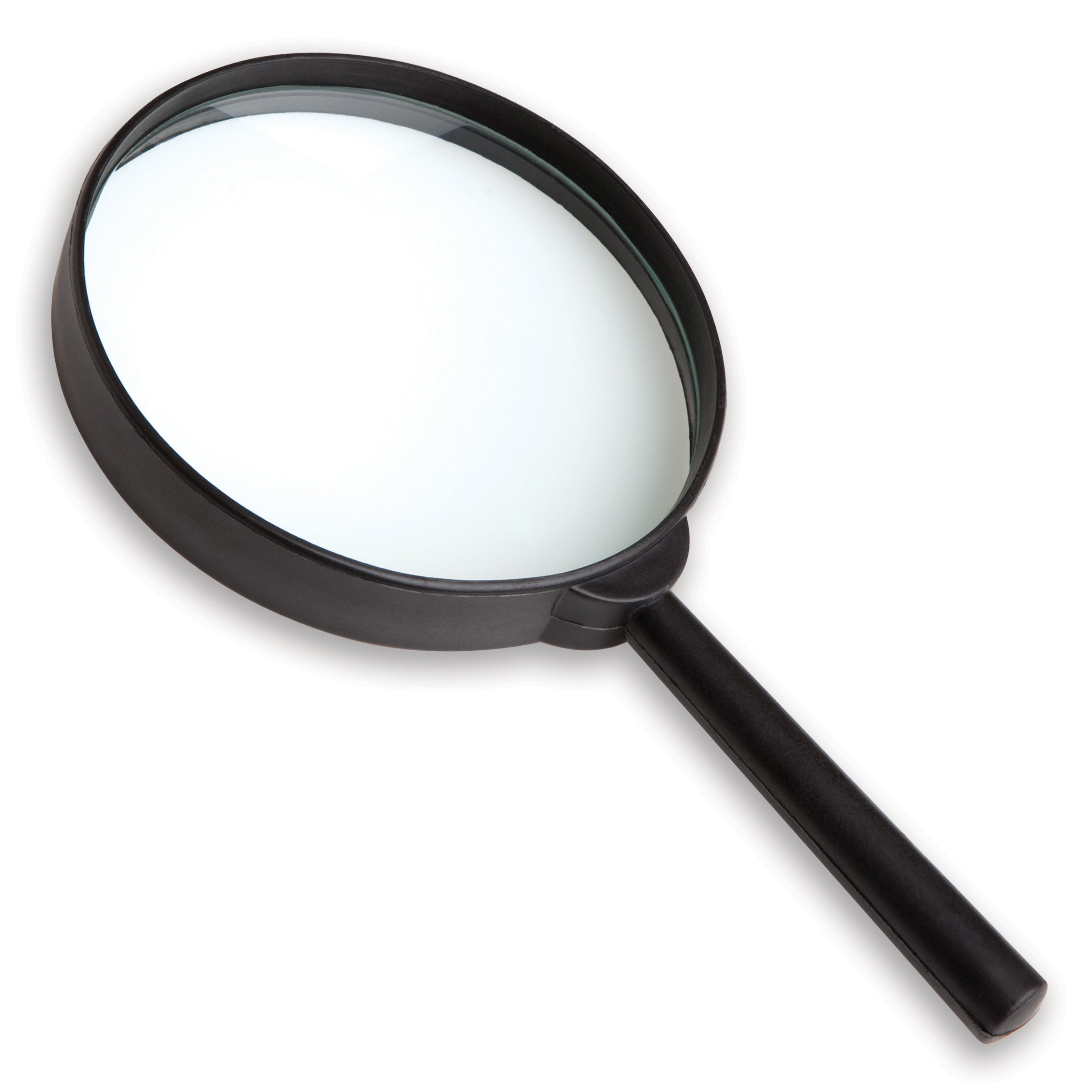 "4"" Round Magnifier - 2.5x magnification"