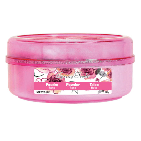 Spring Fresh Dusting Powder Rose