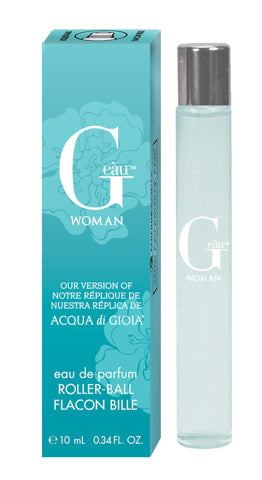 G Eau Woman, Our Version of Acqua di Gioia* Roller-Ball Eau de Parfum