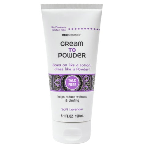ecopresence™ CREAM TO POWDER Soft Lavender