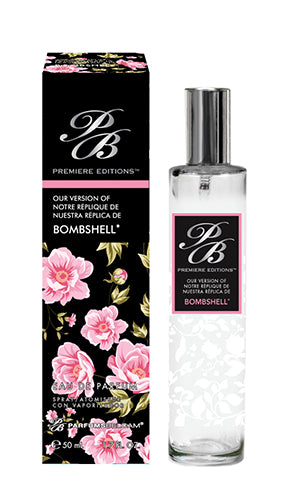 PB Premiere Editions Eau de Parfum Spray, version of Bombshell*