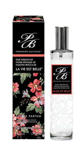 PB Premiere Editions Eau de Parfum Spray, version of La vie est belle*