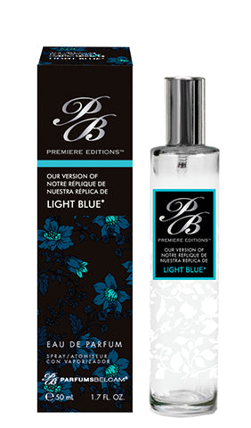 PB Premiere Editions Eau de Parfum Spray, version of Light Blue*