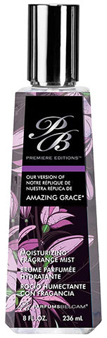 PB Premiere Editions Moisturizing Fragrance Mist, version of Amazing Grace*