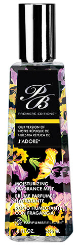 PB Premiere Editions Moisturizing Fragrance Mist, version of J'Adore*
