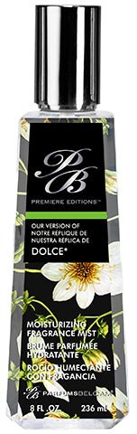 PB Premiere Editions Moisturizing Fragrance Mist, version of Dolce*