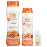 Belcam Bath Therapy Paris Sweets 3-in-1 Body Wash, Bubble Bath & Shampoo Sea Salt & Caramel