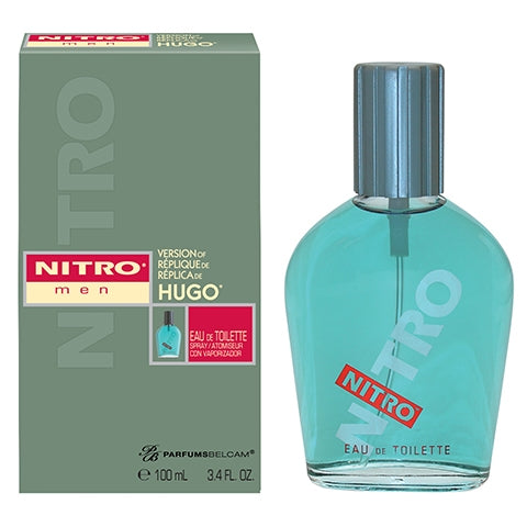 Nitro Eau de Toilette Spray, version of Hugo*