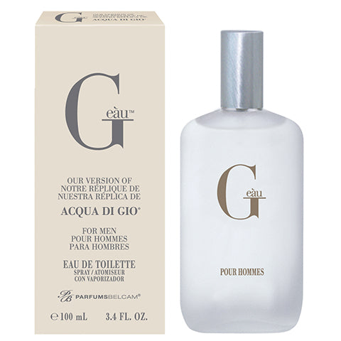 G eàu Eau de Toilette Spray, version of Acqua Di Gio*