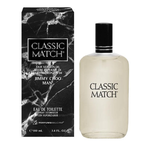 Classic Match Eau de Toilette Spray, version of Jimmy Choo Man*