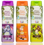 Belcam Bath Therapy Body Wash & Shampoo for Kids Zingy Orange