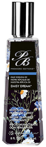 PR Premiere Editions Moisturizing Fragrance Mist, version of Daisy Dream*